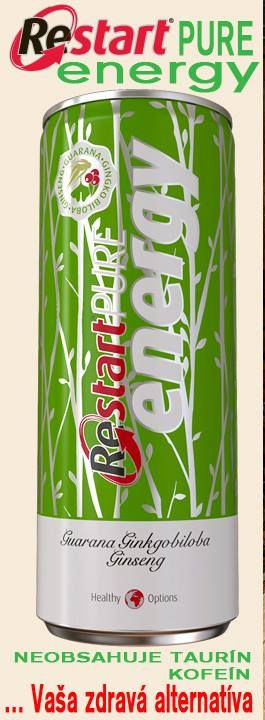 Restart Pure Energy  250ml