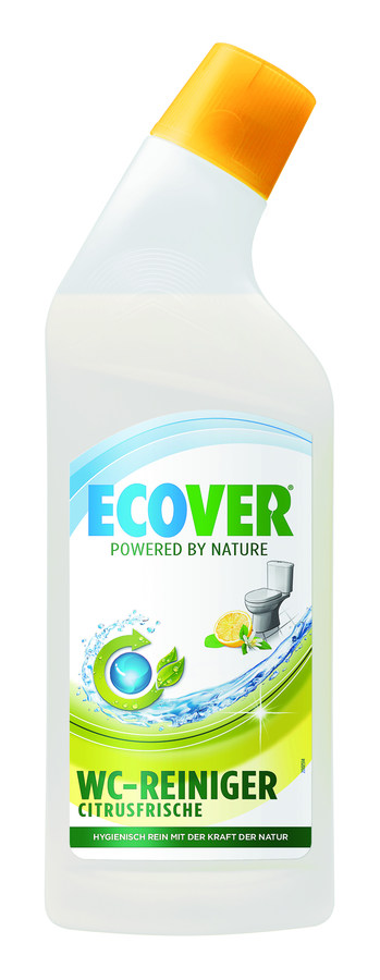 ECOVER WC čistič s vôňou CITRUSU 750ml
